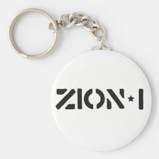 Zion-i simples chaveiro