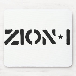 Zion-i simples mousepad