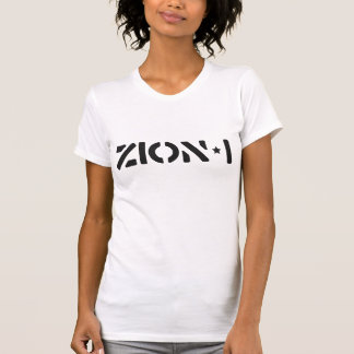 Zion-i simples t-shirt