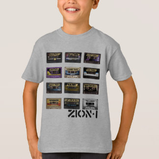 Zion mim T de Hitz Camiseta