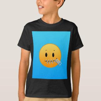 Zipper Emoji Camiseta