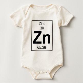 Zn - zinco macacãozinho