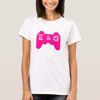 Zocker & Gamer Camiseta