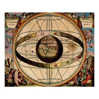 Zodiac-Map-1 Pôster