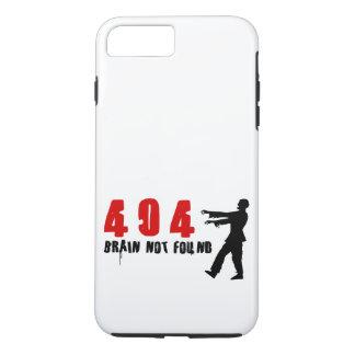 Zombi 404 capa iPhone 7 plus