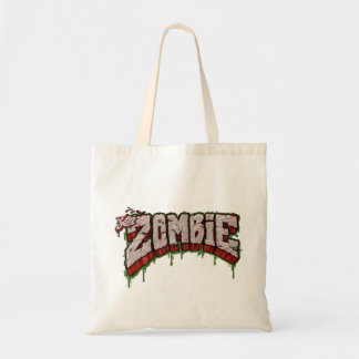 zombi dos grafites bolsa de lona