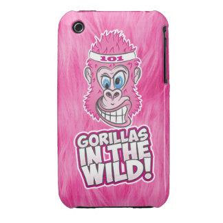 ZOMG, gorila no selvagem