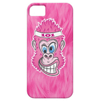ZOMG, gorila no selvagem Capa Barely There Para iPhone 5