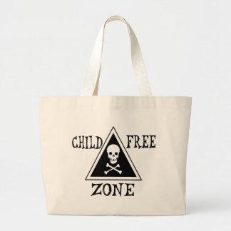 Zona Criança-Livre Bolsas Para Compras