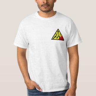 Zona de advertência de Camisa
