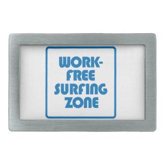 Zona surfando livre do trabalho