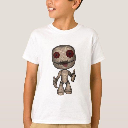 Zorra do Voodoo Camiseta
