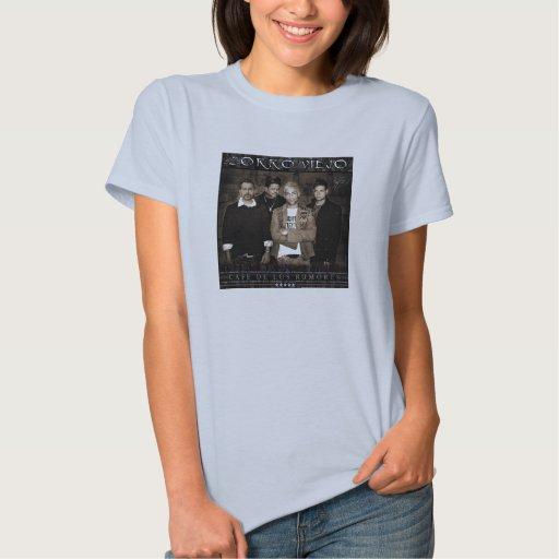 Zorro Viejo (capa) Tshirts