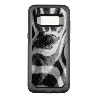 Zumbido da zebra capa OtterBox commuter para samsung galaxy s8