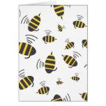 Zumbir Bumble desenhos animados da abelha