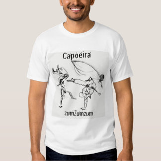 zumZumZum Capoeira Mata Um! Tshirt