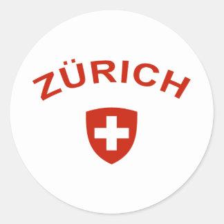 Zurique Adesivo