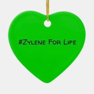 #Zylene para o ornamento da vida